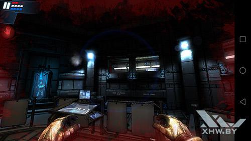 Игра Dead Effect 2 на Honor 8