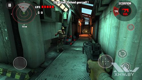 Игра Dead Trigger на Honor 8