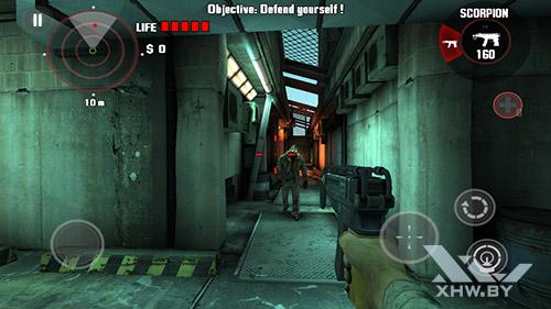 Игра Dead Trigger на Honor 6A