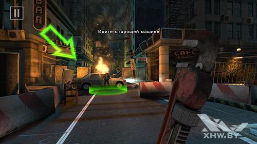 Игра Dead Trigger 2 на Honor 6A