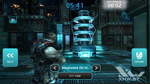 Игра Shadowgun: Dead Zone на Honor 6A