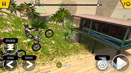 Игра Trial Xtreme 4 на Honor 6A