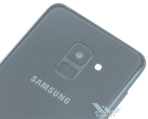 Камера Samsung Galaxy A8 (2018)
