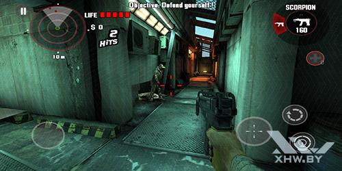 Игра Dead Trigger на Huawei Mate 10 lite