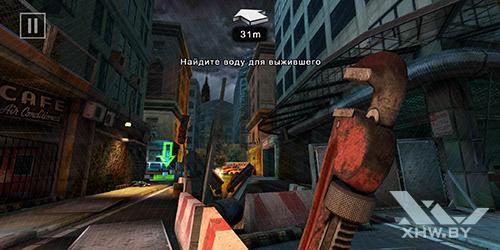 Игра Dead Trigger 2 на Huawei Mate 10 lite