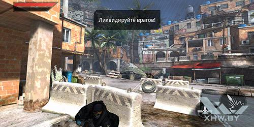 Игра Frontline Commando 2 на Huawei Mate 10 lite