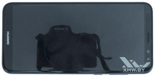 Huawei Mate 10 lite. Вид сверху