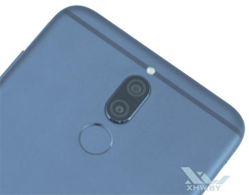 Камера Huawei Mate 10 lite