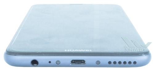 Нижний торец Huawei Mate 10 lite