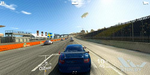 Игра Real Racing 3 на Huawei Mate 10 lite