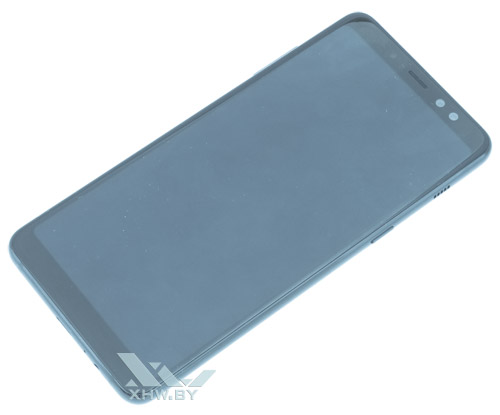 Внешний вид Samsung Galaxy A8+ (2018)
