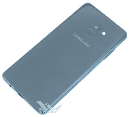 Тыльная сторона Samsung Galaxy A8+ (2018)