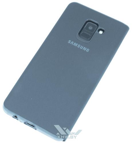 Тыльная сторона чехла для Samsung Galaxy A8+ (2018)