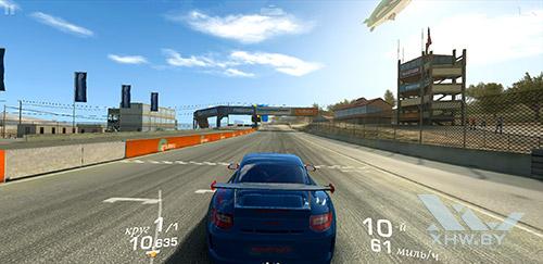 Игра Real Racing 3 на Samsung Galaxy A8+ (2018)