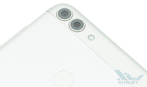 Камера Huawei P smart
