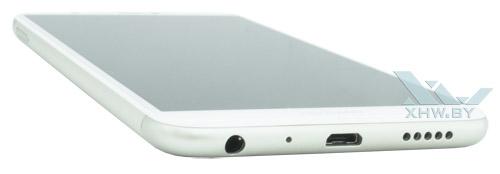 Нижний торец Huawei P smart