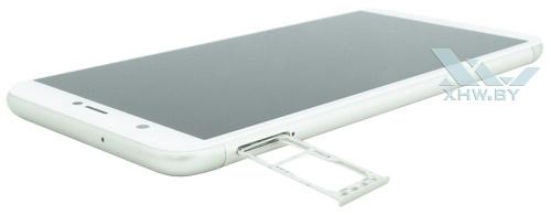 Лоток для SIM-карт на Huawei P smart