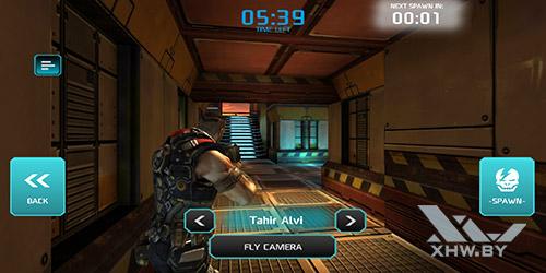 Игра Shadowgun: Dead Zone на Huawei P smart