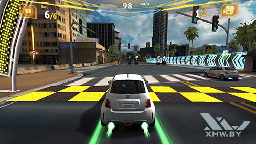 Игра Asphalt 7 на Samsung Galaxy J7 Neo