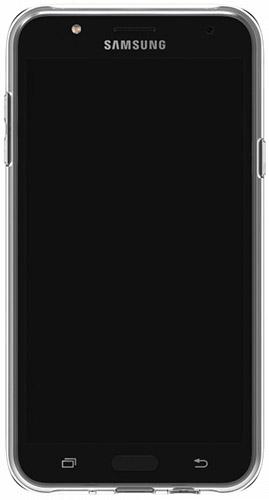 Samsung Galaxy J7 Neo в пластиковом бампере