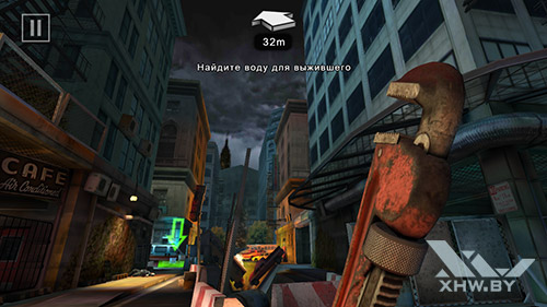 Игра Dead Trigger 2 на Samsung Galaxy J7 Neo