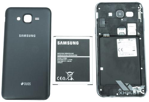 Аккумулятор Samsung Galaxy J7 Neo