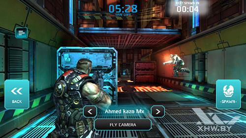 Игра Shadowgun: Dead Zone на Samsung Galaxy J7 Neo