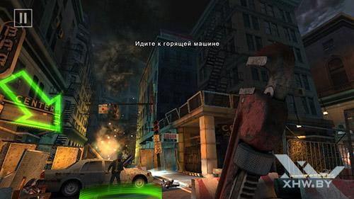 Игра Dead Trigger 2 на Samsung Galaxy J2 (2018)