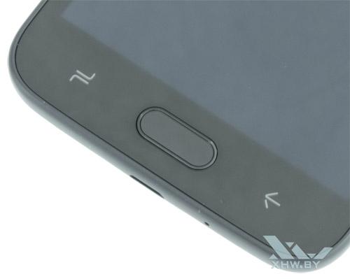 Samsung Galaxy J2 (2018) получил аппаратную кнопку Home