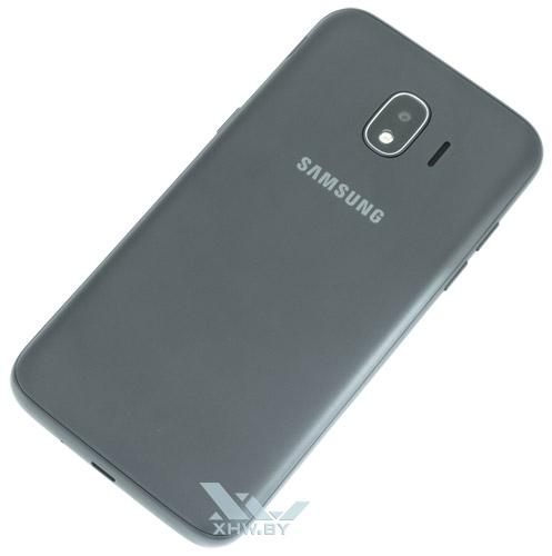 Samsung Galaxy J2 (2018) получил съемную пластиковую тыльную крышку