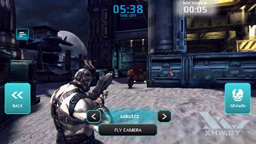 Игра Shadowgun: Dead Zone на Samsung Galaxy J2 (2018)