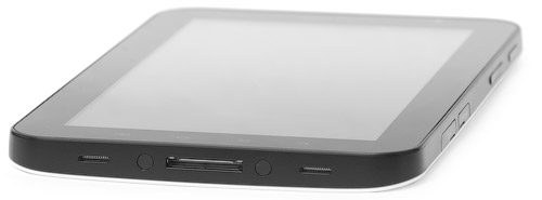 Нижний торец Samsung Galaxy Tab