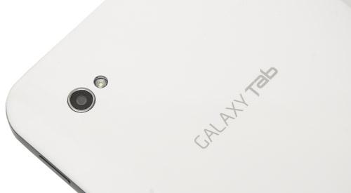 Камера Samsung Galaxy Tab