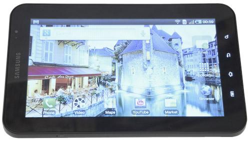 Экран Samsung Galaxy Tab
