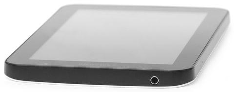 Верхний торец Samsung Galaxy Tab