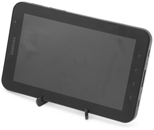 Установка в ландшафтной ориентации Samsung Galaxy Tab