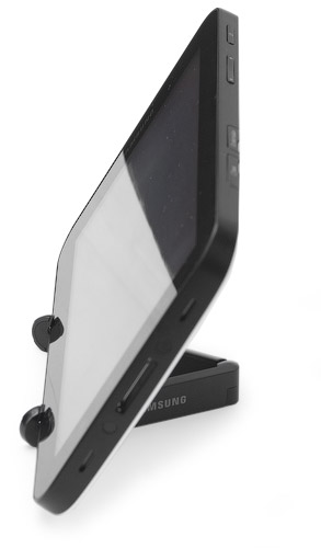 Установка в ландшафтной ориентации Samsung Galaxy Tab. Рис. 2