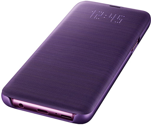 Чехол LED View Cover для Samsung Galaxy S9