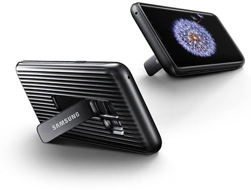 Чехол Protective Standing Cover для Samsung Galaxy S9
