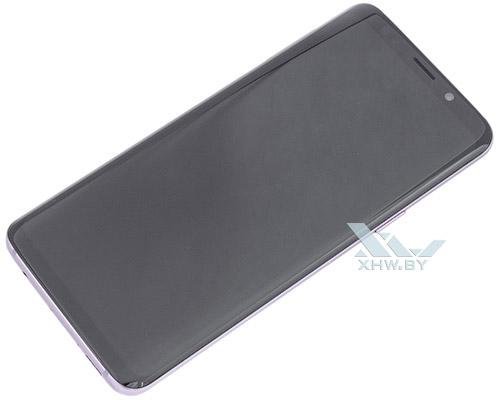 Общий вид Samsung Galaxy S9