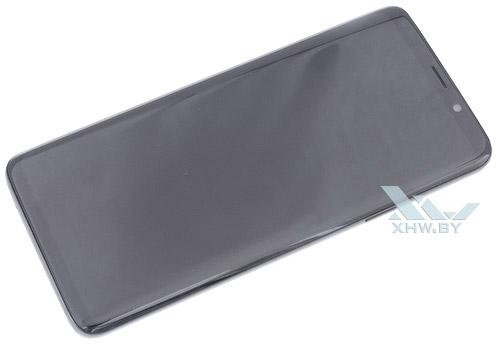 Общий вид Samsung Galaxy S9+