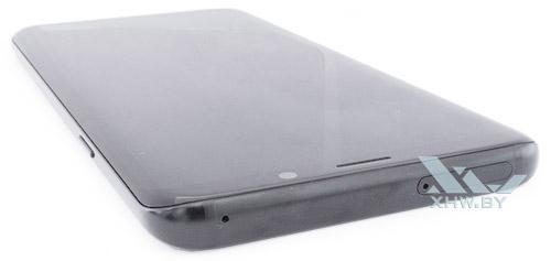 Верхний торец Samsung Galaxy S9+
