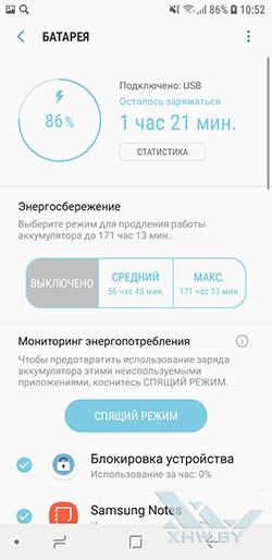 Оптимизация Samsung Galaxy A6 (2018)