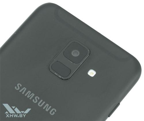 Камера Samsung Galaxy A6 (2018)