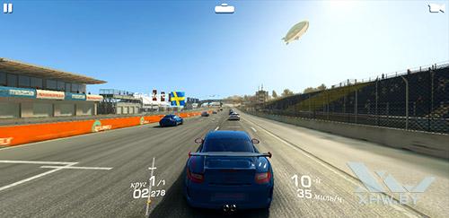 Игра Real Racing 3 на Samsung Galaxy A6 (2018)