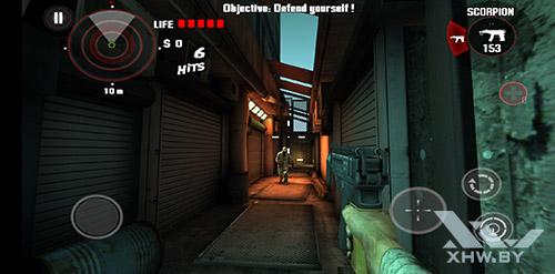 Игра Dead Trigger на Huawei P20 Lite
