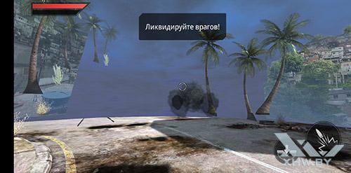 Игра Frontline Commando 2 на Huawei P20 Lite