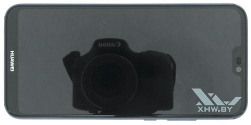 Huawei P20 Lite. Вид сверху