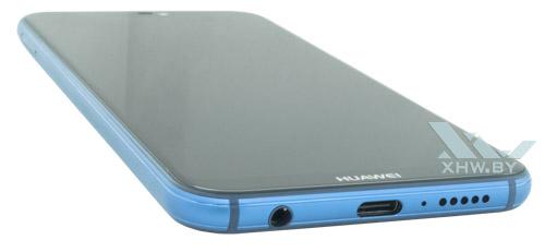 Нижний торец Huawei P20 Lite