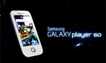 Обзор Samsung Galaxy Player 50 - плеера на Android OS
